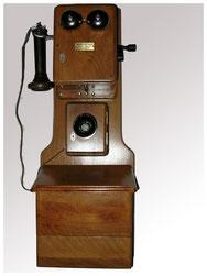 Lokalbatterie Telefon