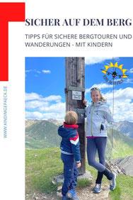 Tipps zum Wandern auf dem Berg.