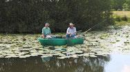 Pêche aux carnassiers dans le Marais Poitevin