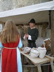 Marché médiéval - Senlis