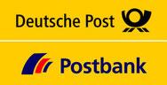 Filiale Deutsche Post und Postbank