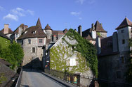 Lo brave vilatge de Carennac