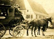 Bild: Postwesen Wünschendorf Erzgebirge