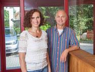 Elke Bretz und Stephan Barkentin