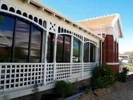 Forrest St; Rebuilt Side verandah