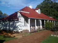 Mahogany Inn; front View