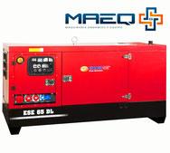 Generador a diesel 65KVA