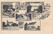 Postkarte um 1908.