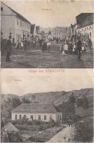Postkarte, 1910.