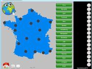 grote Franse steden