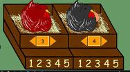hoeveel eieren legt elke kip (KL-max.5)