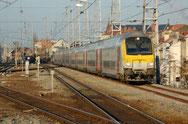 ictopdrachten de trein