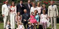 oefeningen koninklijke familie