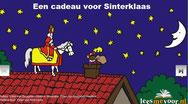 een cadeau voor sinterklaas ( voorlezen.nl)