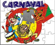 puzzel carnaval 20st.