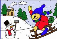 praatplaat sneeuw (liedjes)