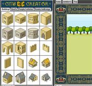 bouw een Middeleeuwse stad