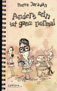 """""""Anders sein ist ganz normal"""", Lektora Verlag, 2011"""