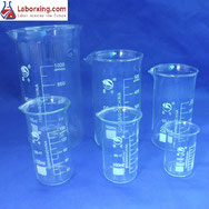 Tall Form Beakers