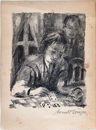 Nr. 2844 Kartenlegerin