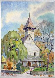Nr. 1211 Kirche Scherzligen, Thun