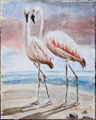 Nr.0358; Rosa Flamingo