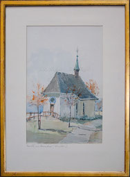 Nr. 1572 Kapelle Bad Bonn, Düdingen