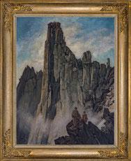 Nr. 2544  Bergsteiger-Romantik (Dolomiten)