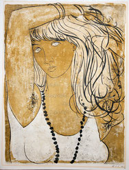 Nr. 3579 Frauenportrait