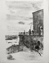 Nr. 2231 Aussicht von Terrasse