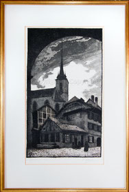 Nr.1323 Nydeggkirche Bern, 1909