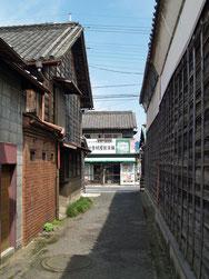 滝澤酒造構内3