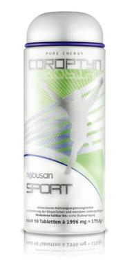 NOBUSAN - Coroptyn für mehr oder weniger aktive Sportler