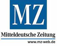 Logo Referenz Mitteldeutsche Zeitung