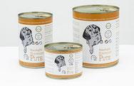 Reico Feuchtfutter für Hunde MaxidogVit® Schonkost Pute Alleinfuttermittel - Leichte Kost für sensible Hunde
