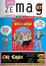 ZE mag MDM 61 janvier 2016