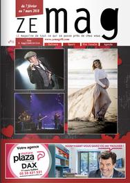 ZE mag DAX n°72 février 2018