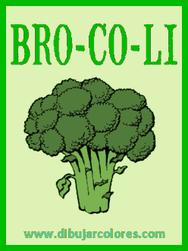 cuarta carta baraja brocoli