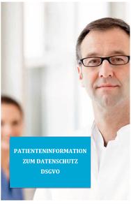 PATIENTENINFORMATION ZUM DATENSCHUTZ