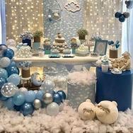 mesa de dulces para niño