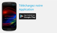 Télécharger l'application android sur Google Play