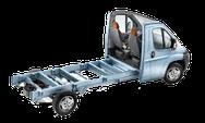 Rahmenverlängerung für Wohnmobile, Reisemobile und Kastenwagen.