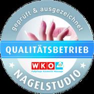 geprüfter und ausgezeichneter Qualitätsbetrieb der WKO!