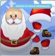 Crear un Papá Noel de Nieve