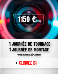realisation clip evenement - cameraman evenement