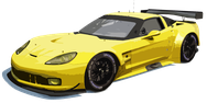 URD Corvette C6R