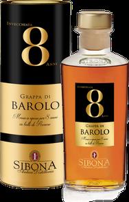 Grappa di Barolo Sibona distillati (48,50€)