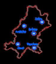 ADEM B.E.T bureau d'étude thermique  dans la Drôme, l'Ardèche, Le Gard, l'Isère
