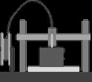 3D-Druck, FDM, FLM, Printer, Aufbau, Tilt Industries