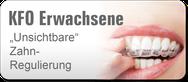 Unsichtbare Zahnregulierung, KFO, Kieferorthopädie (KFO) für Erwachsene: Schöne und gerade Zähne mit Zahnregulierung (© dusk - Fotolia.com)